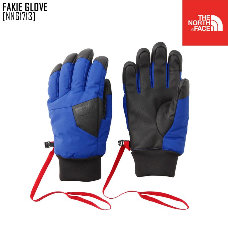 秋冬新作 ノースフェイス THE NORTH FACE NN61713 フェイキー グローブ FAKIE GLOVE 手袋 メンズ レディース