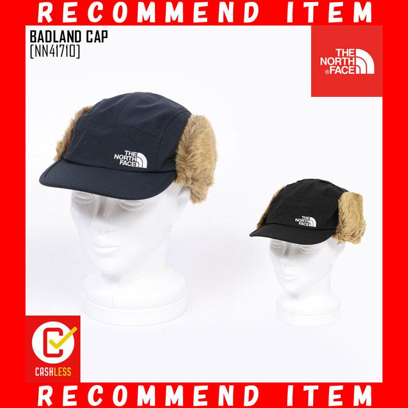 秋冬新作 ノースフェイス THE NORTH FACE バッドランド キャップ BADLAND CAP 帽子 NN41710 メンズ レディース