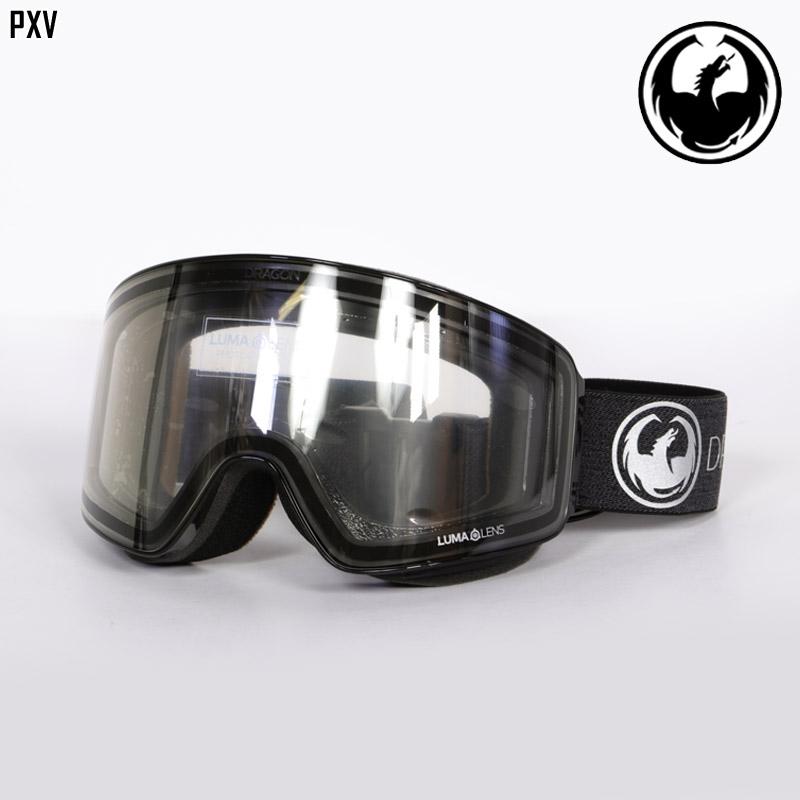 19-20 新作 DRAGON ドラゴン ゴーグル PXV 調光レンズ スノボ スキー ルーマレンズ ジャパンフィット メンズ