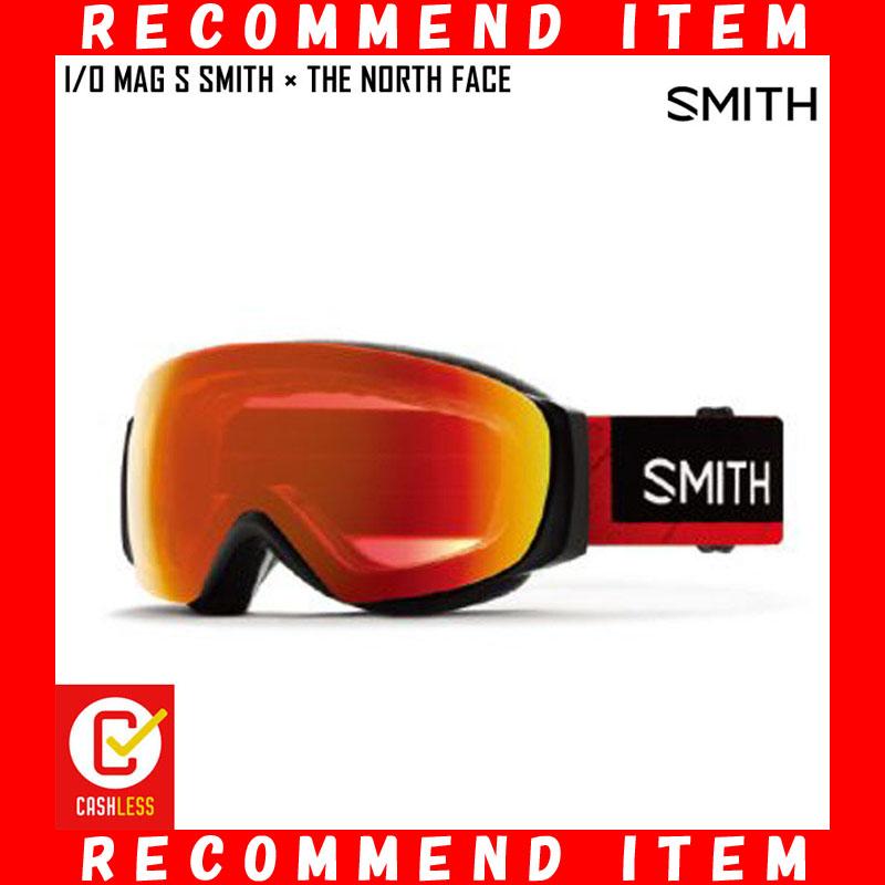 19-20 新作 スミス SMITH アイオー マグ S スミス × ノースフェイス I/O MAG S SMITH × THE NORTH FACE ゴーグル アーリーモデル メンズ レディース