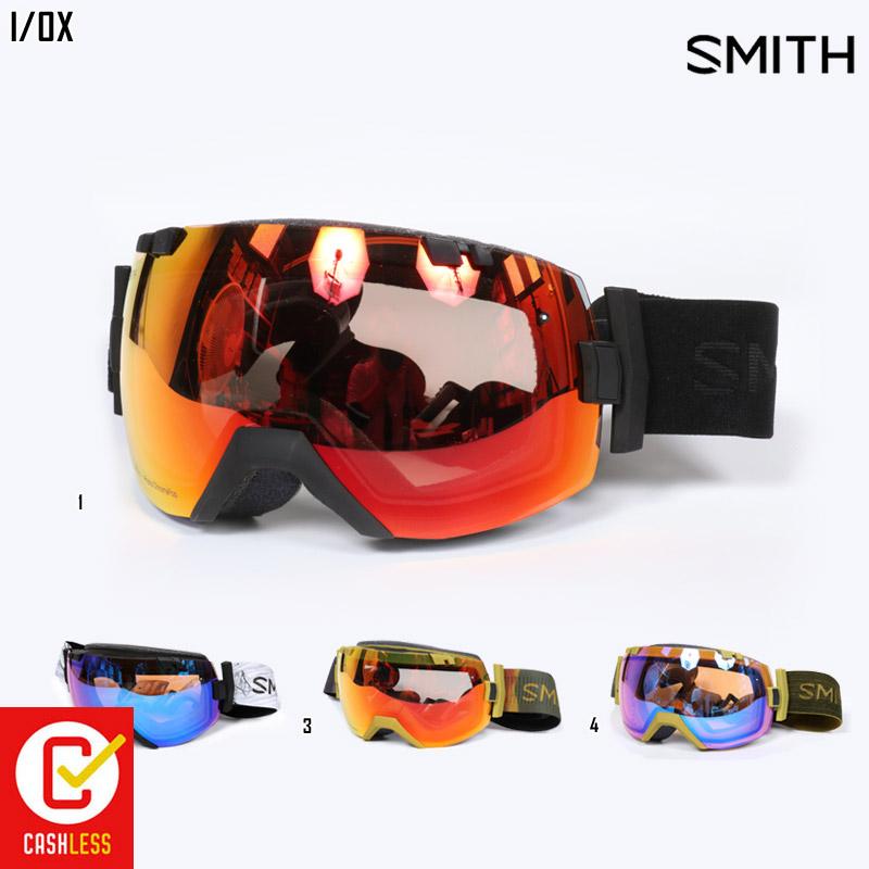 19-20 新作 スミス SMITH アイオーエックス I/OX ゴーグル メンズ