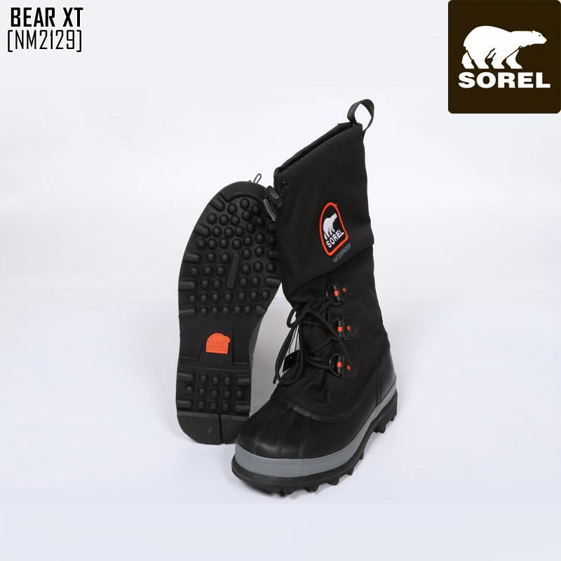 セール SALE 秋冬新作 ソレル SOREL ベアー XT BEAR XT 靴 ブーツ NM2129 メンズ