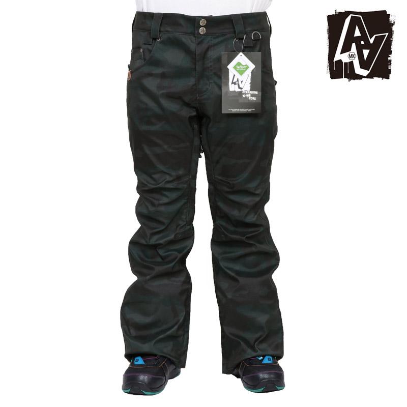45%OFF セール SALE ダブルエー ハードウェア AA HARDWEAR バズ パンツ BUZZ PANTS ウェア スノボ 721-183-32 メンズ