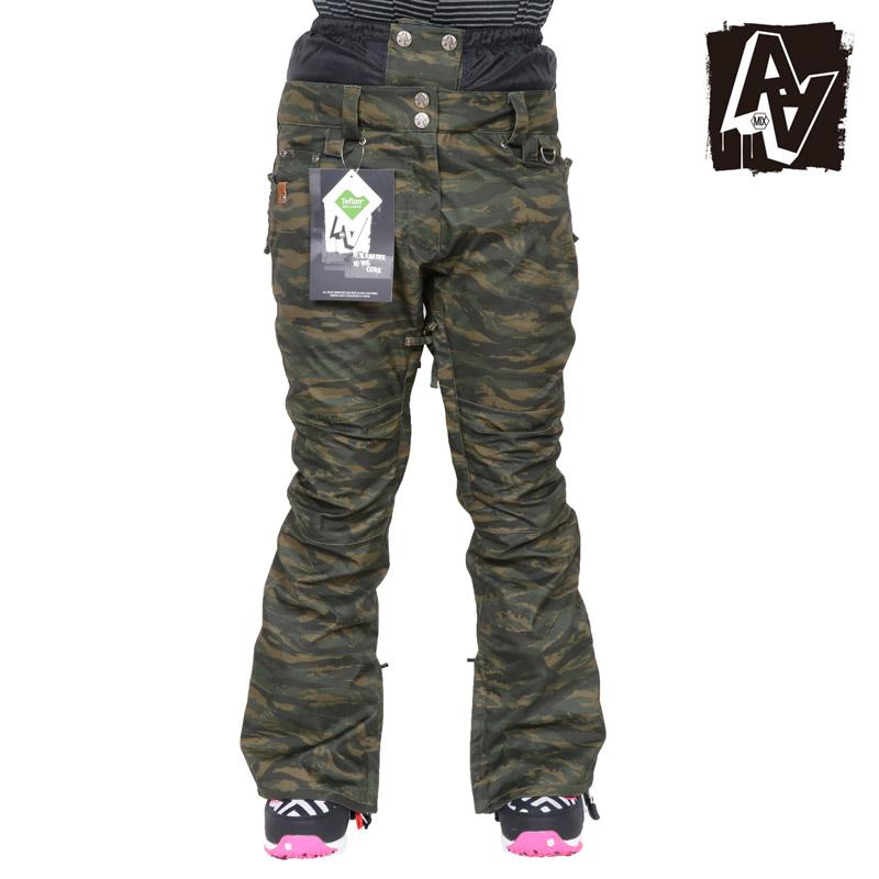 セール SALE ダブルエー ハードウェア AA HARDWEAR ミッド パンツ MID PANTS ウェア スノボ 721-183-38 レディース