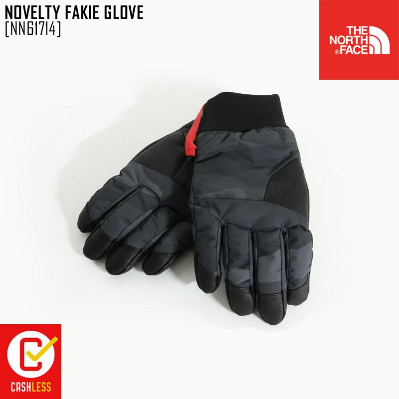 セール SALE ノースフェイス THE NORTH FACE ノベルティ フェイキー グローブ NOVELTY FAKIE GLOVE グローブ 手袋 NN61714 メンズ レディース