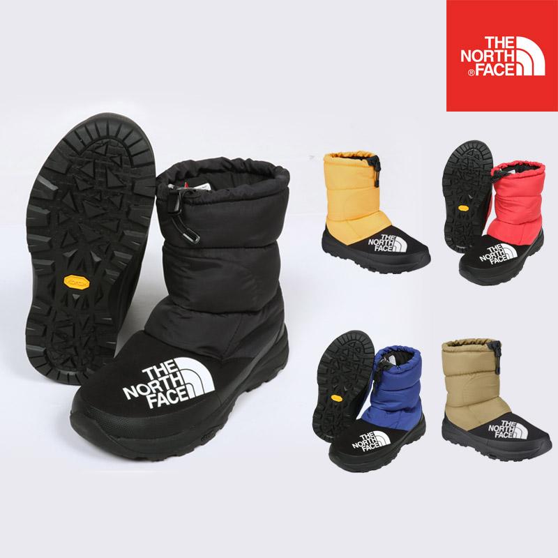 セール SALE 18-19 秋冬 新作 ノースフェイス THE NORTH FACE ヌプシ ダウン ブーティー NUPTSE DOWN BOOTIE ブーツ 靴 NF51877 メンズ レディース