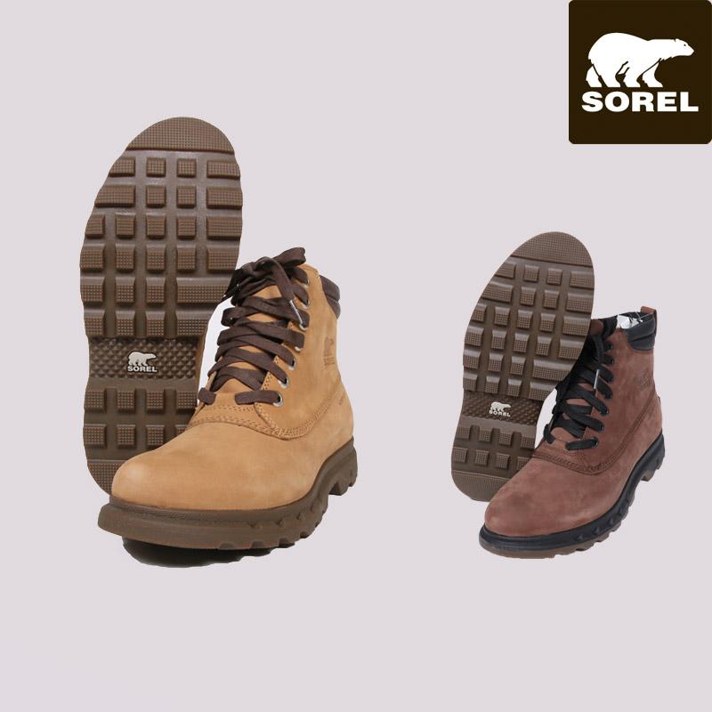 40%OFF セール SALE ソレル SOREL ポーズマン レース PORTZMAN LACE ブーツ 靴 NM2761 メンズ