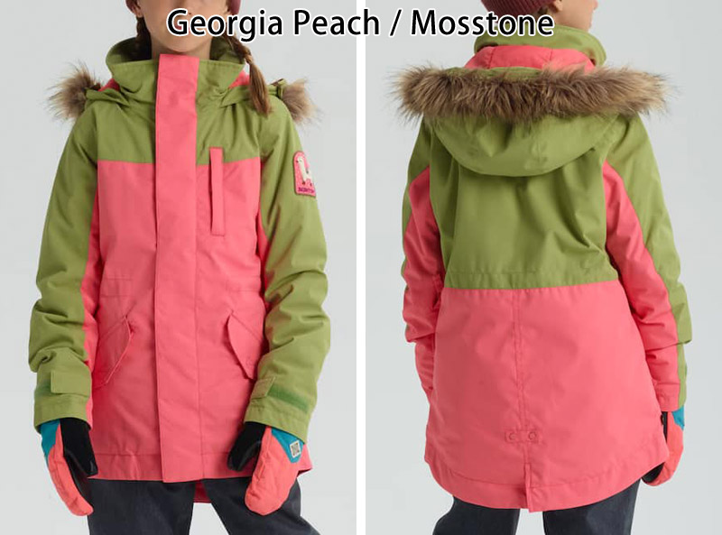 f4d4506b NORTHFEEL: BURTON GIRLS AUBREY PARKA JACKET | Rakuten Global Market