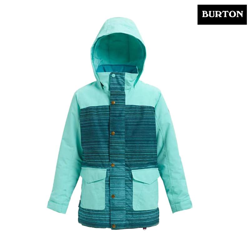 35%OFF セール SALE バートン BURTON ガールズ エルスター パーカ ジャケット GIRLS ELSTAR PARKA JACKET ウェア スノボ 150331 キッズ
