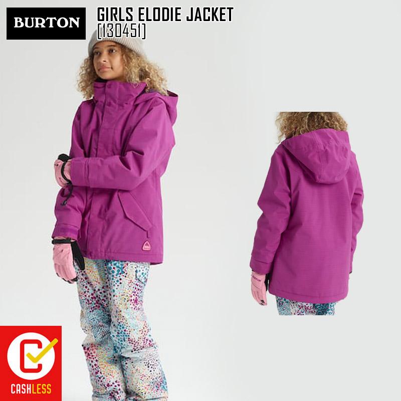 バートン BURTON ガールズ エロディー ジャケット GIRLS ELODIE JACKET ウェア スノボ 130451 キッズ