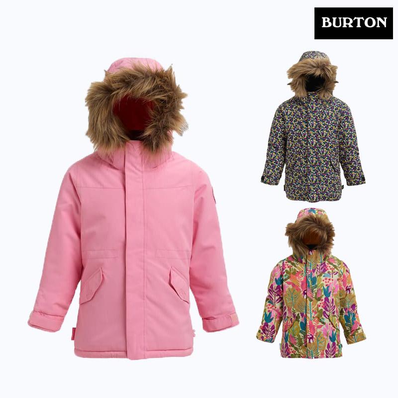 セール SALE バートン BURTON ガールズ ミニシュレッド オーブリー ジャケット GIRLS MINISHRED AUBREY JACKET ウェア スノボ 115721 キッズ