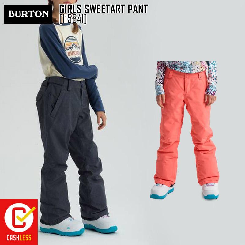 セール SALE バートン BURTON ガールズ スウィータート パンツ GIRLS SWEETART PANT ウェア スノボ 115841 キッズ