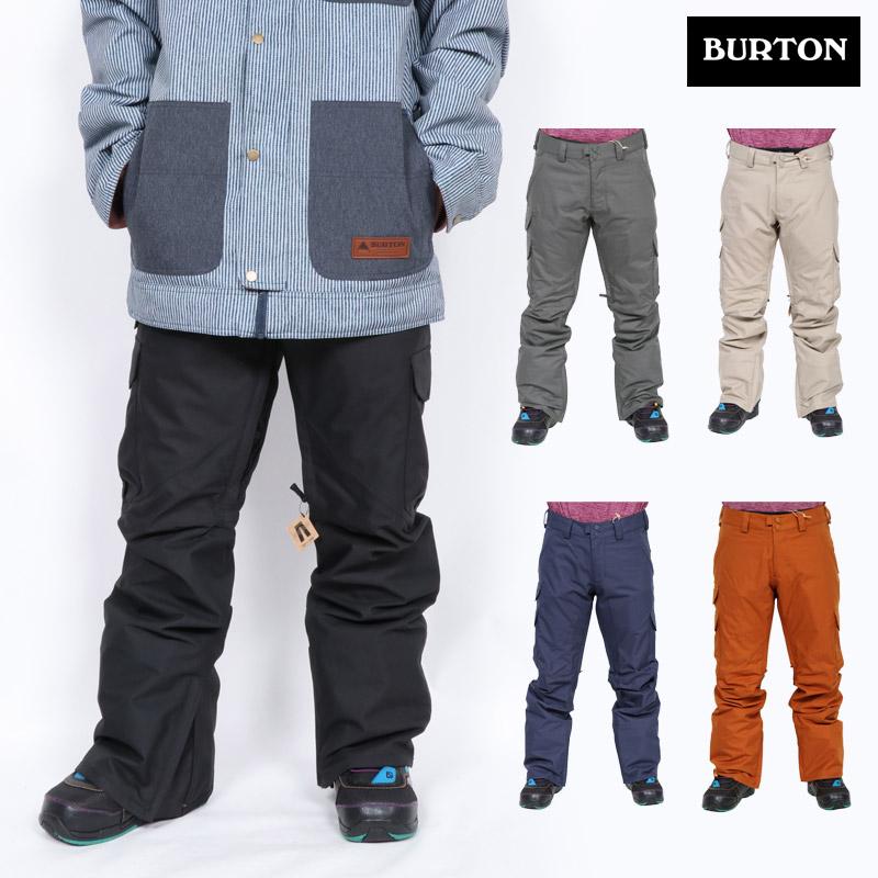セール SALE バートン BURTON カーゴ パンツ ミッド CARGO PANT MID ウェア スノボ 131661 メンズ