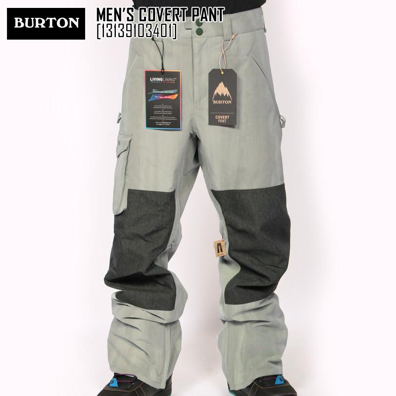 18-19 新作 バートン BURTON コバート パンツ COVERT PANT ウェア スノボ 131391 メンズ