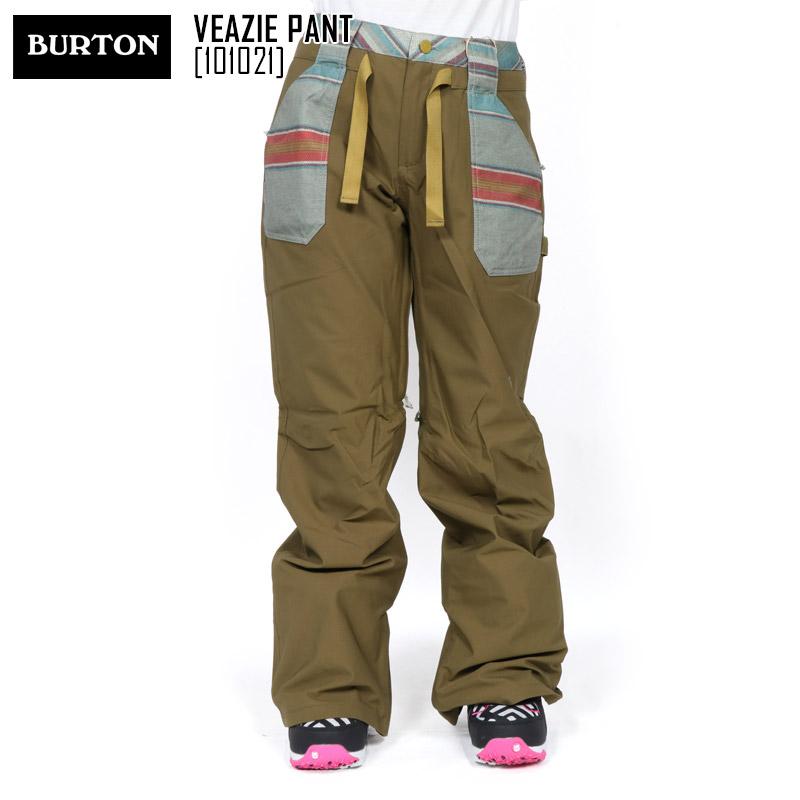 セール SALE バートン BURTON ビージー パンツ VEAZIE PANT ウェア スノボ 101021 レディース