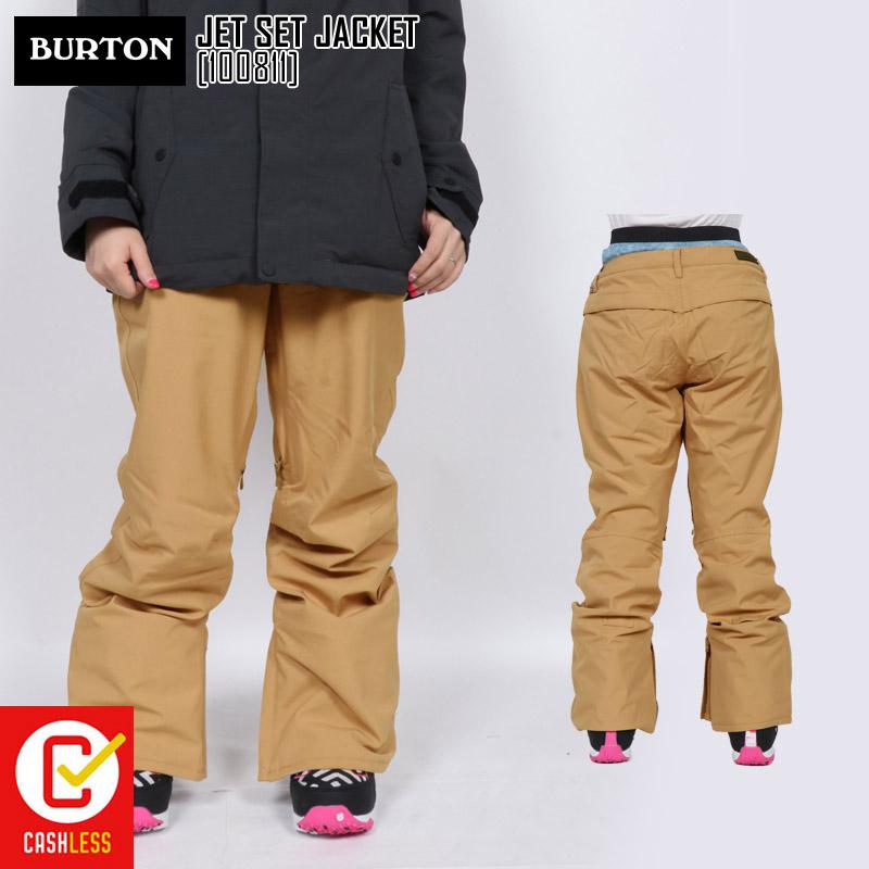 セール SALE バートン BURTON ソサエティー パンツ SOCIETY PANT ウェア スノボ 101111 レディース