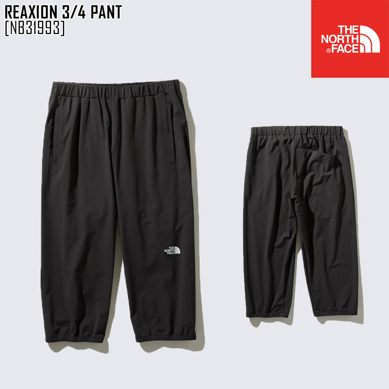 191879deb5871 NORTHFEEL  THE NORTH FACE REAXION 3 4 PANT NB31993