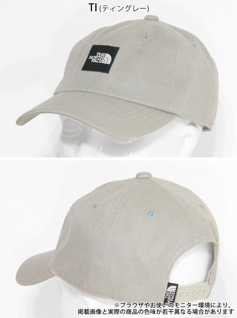 North Face THE NORTH FACE square logo cap SQUARE LOGO CAP hat cap NN01919  men gap Dis in the spring and summer latest 2019 7867c7d131d