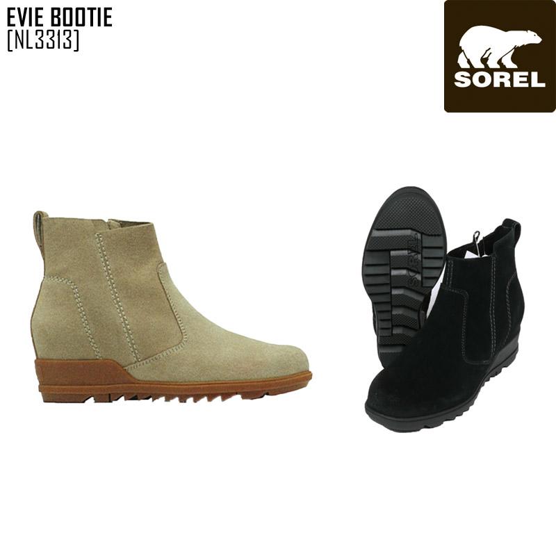 19-20 秋冬 新作 ソレル SOREL イーヴィー ブーティー EVIE BOOTIE 靴 ブーツ NL3313 レディース