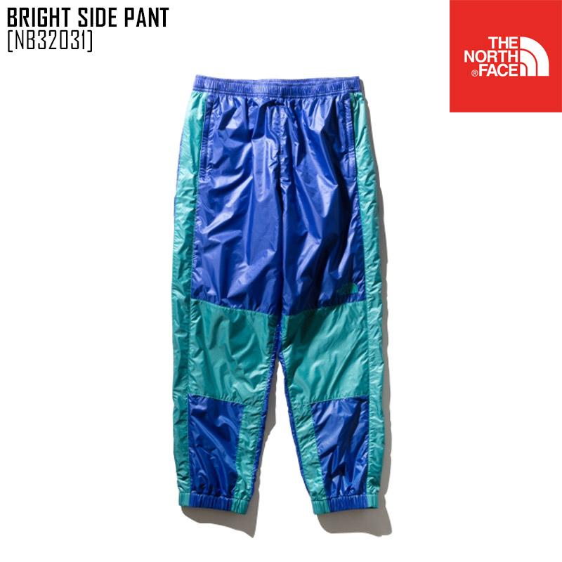 2020 春夏 新作 ノースフェイス THE NORTH FACE ブライト サイド パンツ BRIGHT SIDE PANT ボトムス パンツ NB32031 メンズ