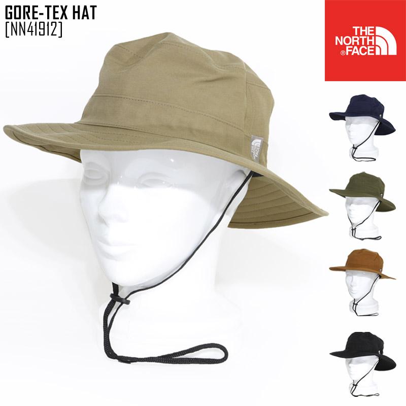 2020 春夏 新作 ノースフェイス THE NORTH FACE ゴアテックス ハット GORE-TEX HAT ハット 帽子 NN41912 メンズ レディース