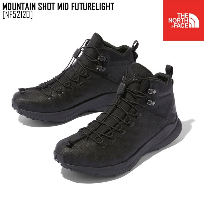 2021 春夏 新作 ノースフェイス THE NORTH FACE マウンテン ショット ミッド ヒューチャーライト MOUNTAIN SHOT MID FUTURELIGHT 靴 シューズ NF52120 メンズ