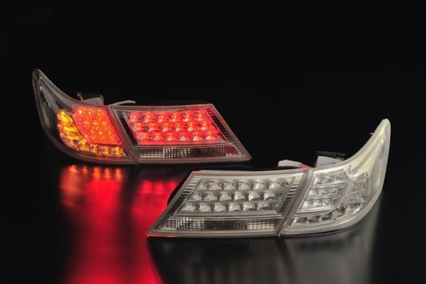 ホンダ オデッセイ  RB3・4用 2008/10~2011/10 (H20/10~H23/10)クリアワールド LEDテールランプ (クリアレンズ)  CTH-49 テールランプ テールレンズ