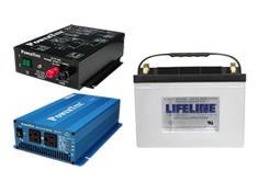 【非常用電源】【蓄電池】【防災】家庭用蓄電システム BASY-001