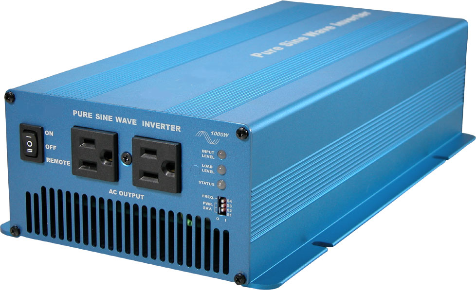 [SK1500][AC200V]電菱製正弦波DC-ACインバーター