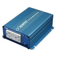 [SK350-12V入力]電菱製正弦波DC-ACインバーター