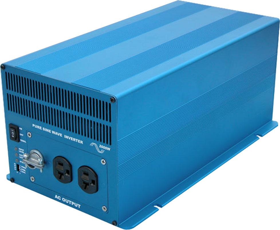 [SK2000]正弦波DC-ACインバーター(48V入力)