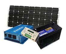 ケイ・アイ・エス ソーラーパネル発電セットシステム105P01Jun14