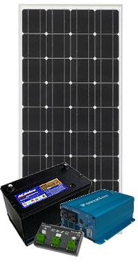 ソーラー発電入門用セットシステム3