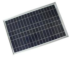電菱製多結晶太陽電池 DB020-12(20W)