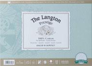 メーカー希望小売価格 在庫処分 日時指定 英国ラウニー ラングトン プレステージ BLP-F6 410 12枚 ブロック綴じ ×318