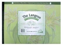メーカー希望小売価格 激安卸販売新品 英国ラウニー ラングトン 即納送料無料! LPH-16インチパッド ×305 細目 406