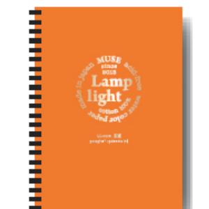 メーカー希望小売価格 ミューズ最高級水彩紙 海外 ランプライトブック F2サイズ 激安☆超特価 13枚 300g スプリング綴じ