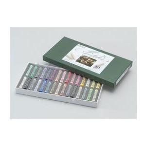デーラーラウニー ソフトパステル 紙箱30色セット
