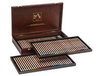 カランダッシュ鉛筆 ルミナンス 6901 76色セット 木箱
