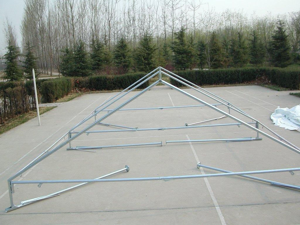 テントフレーム1.5間×2間 3坪