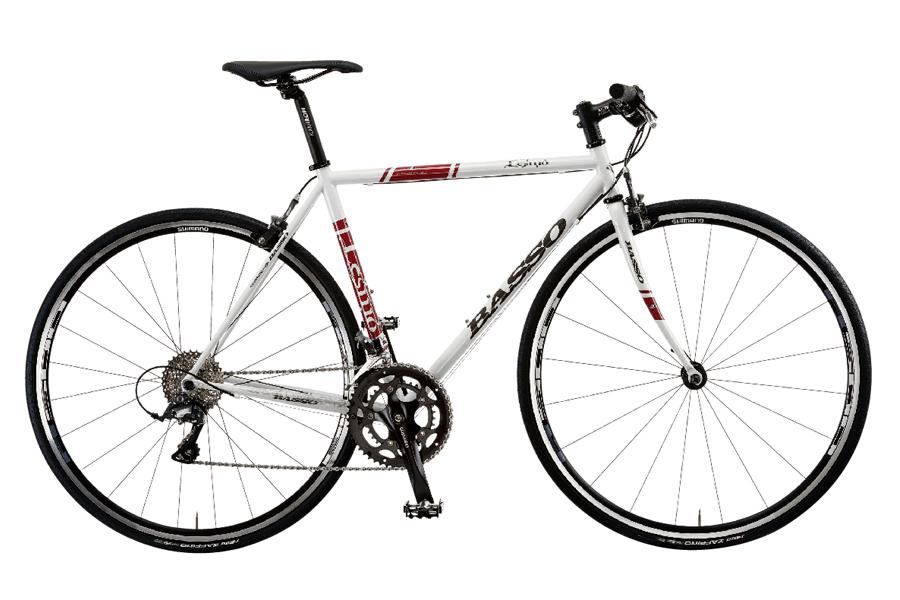 2018モデル BASSO バッソ LESMO レスモ クロモリクロスバイク