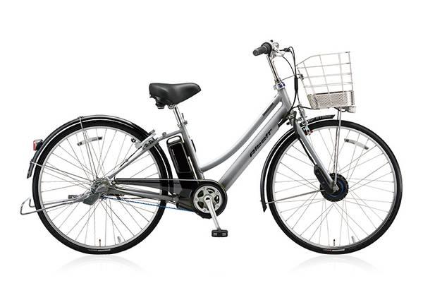 ブリヂストン アルベルト e L型 AL7B48 27インチ 電動自転車【2018年モデル】