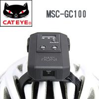 サイクルコンピューター サイクルメーター CATEYE キャットアイ マルチスポーツコンピュータ INOU MSC-GC100 サイクルコンピューター