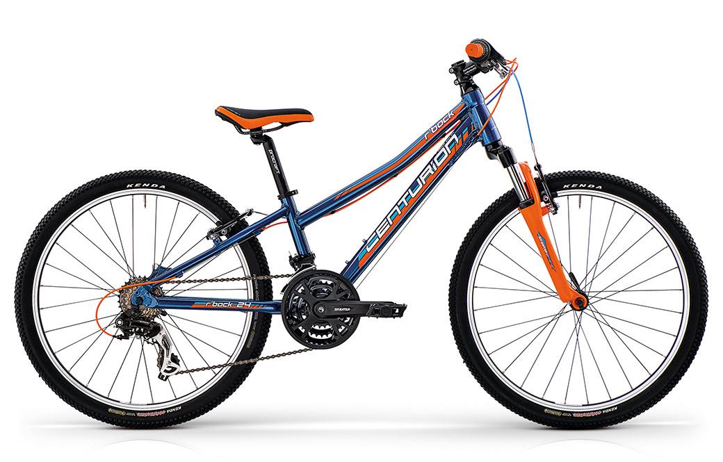 CENTURION センチュリオン 2018年モデル R'BOCK 24 SHOX-V R'ボック 24 ショック V 24インチ 子供用自転車 キッズマウンテン