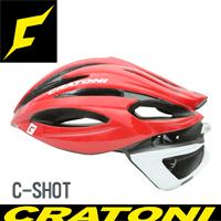 CRATONI(クラトーニ) C_SHOT 自転車 ヘルメット