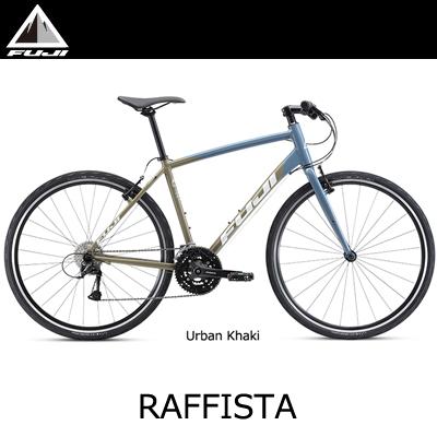 【在庫あり】FUJI(フジ) 2018年モデル RAFFISTA (ラフィスタ)