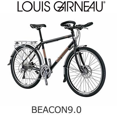 【店頭受取限定】【在庫あり】LOUIS GARNEAU ルイガノ BEACON9.0 バタフライハンドル