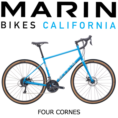 MARIN マリーン 2018年モデル FOUR CORNERS フォーコーナーズ グラベルロード ロードバイク ロードレーサー