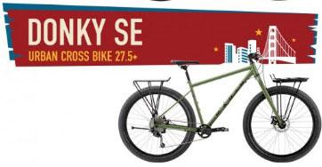 MARINBIKES マリンバイク 2019年モデル DONKY SE ドンキーSE