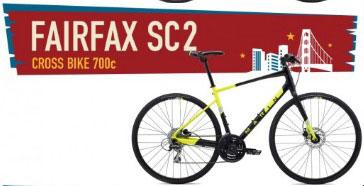 MARINBIKES マリンバイク 2019年モデル FAIRFAX SC2 フェアファックスSC2